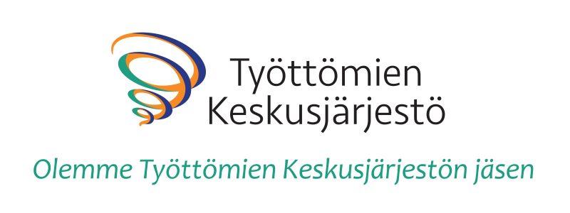 Työttömien Keskusjärjestö ry:n logo