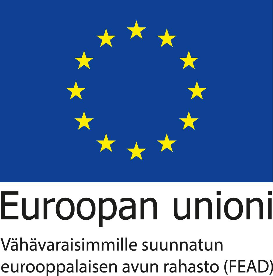 Euroopan unioni - Vähävaraisimille suunnatun eurooppalaisen avun varasto (FEAD)