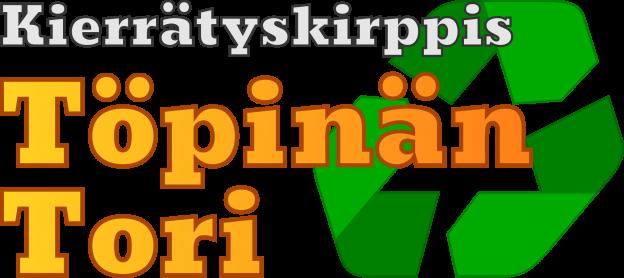 Kierrätyskirppis Töpinän Tori
